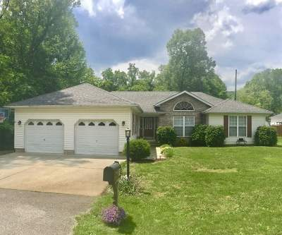 Chesapeake Single Family Home For Sale: 34 Township Road 1484