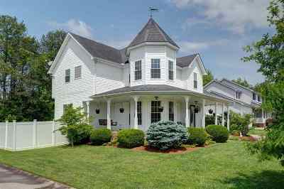 Milton Single Family Home For Sale: 37 Stone Creek Court