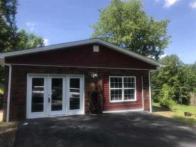 Kenova Single Family Home For Sale: 2105 Rt. 75