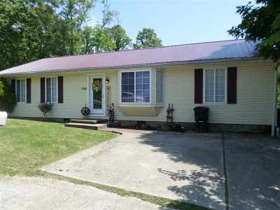 Chesapeake Single Family Home For Sale: 1248 Township Rd 278 N