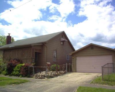 Ironton Single Family Home For Sale: 715 Washington Street