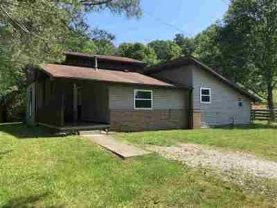 Lawrence County Single Family Home For Sale: 556 Cty. Rd 18