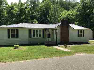 Single Family Home For Sale: 656 County Road 119