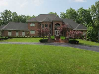 Barboursville Single Family Home For Sale: 1 Albemarle Lane