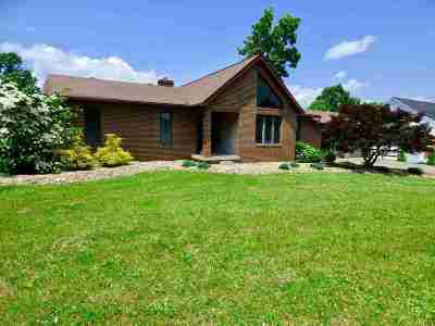 Ironton Single Family Home For Sale: 21 Township Road 1330