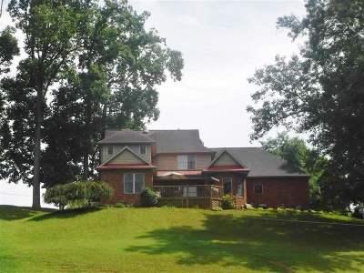 Kenova Single Family Home For Sale: 333 Valley Lake Drive