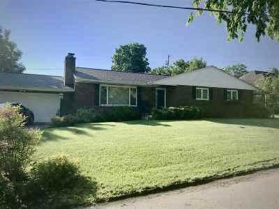 Huntington Single Family Home For Sale: 169 Honeysuckle Lane