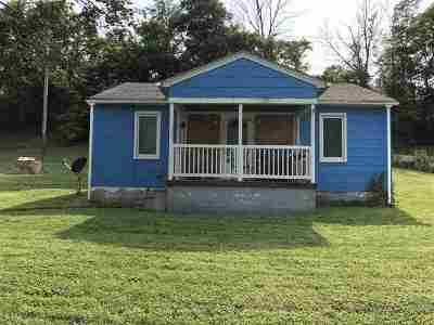 Single Family Home For Sale: 20407 St Rt 141