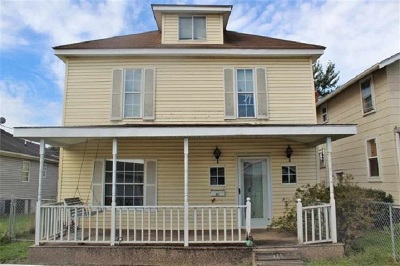Huntington Single Family Home For Sale: 421 Camp Street