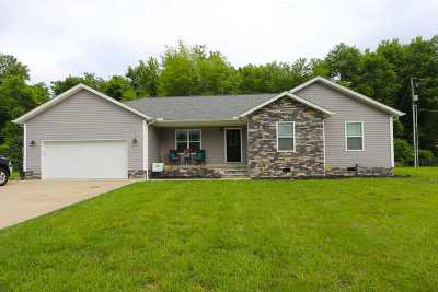 Proctorville Single Family Home For Sale: 1405 County Road 411