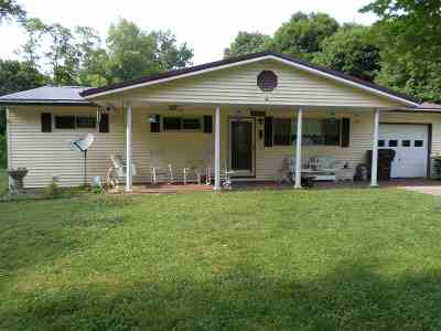 Proctorville Single Family Home For Sale: 244 Township Rd 1061
