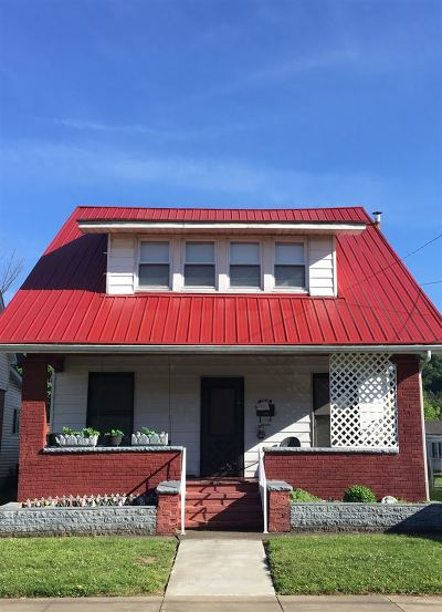 Huntington Single Family Home For Sale: 415 W 9th Ave