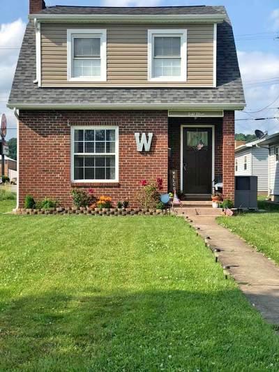 Kenova Single Family Home For Sale: 811 Poplar