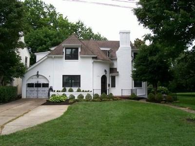 Huntington Single Family Home For Sale: 2832 N Staunton Rd