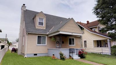 Huntington Single Family Home For Sale: 3434 Hughes Street