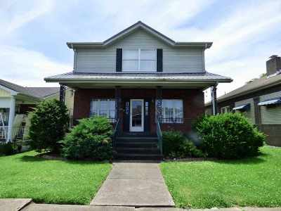 Ironton Single Family Home For Sale: 2820 S 9th Street