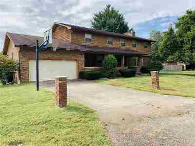 Chesapeake Single Family Home For Sale: 148 Township Road 1363