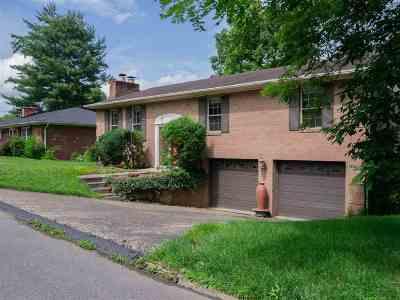 Huntington WV Single Family Home For Sale: $174,900