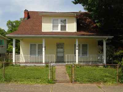 Huntington Single Family Home For Sale: 301 Gallaher Street