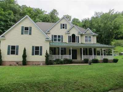 Barboursville Single Family Home For Sale: 445 Fudges Creek Rd