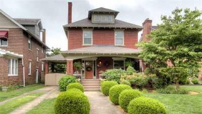 Huntington WV Single Family Home For Sale: $259,900