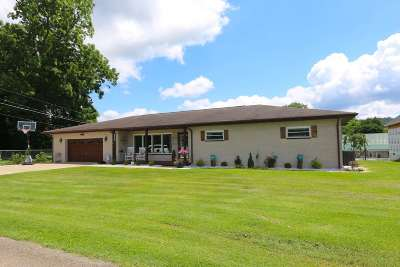 Proctorville Single Family Home For Sale: 76 Township Road 1139