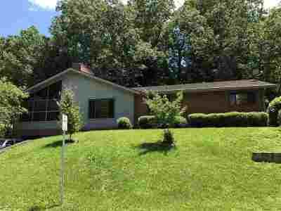 Huntington WV Single Family Home For Sale: $189,000