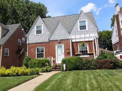 Huntington WV Single Family Home For Sale: $128,900