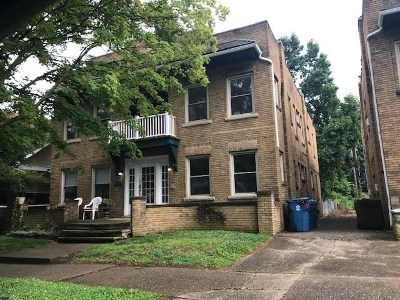 Huntington WV Multi Family Home For Sale: $165,000