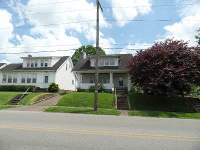 Huntington WV Single Family Home For Sale: $40,000