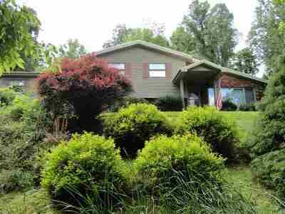 Huntington WV Single Family Home For Sale: $174,500