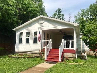 Huntington Single Family Home For Sale: 5235 Newcomb Creek Rd