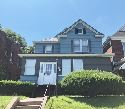 Huntington WV Single Family Home For Sale: $72,000