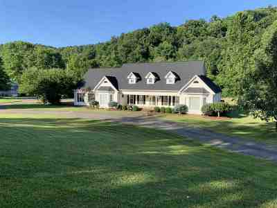 Barboursville Single Family Home For Sale: 439 Fudges Creek Road