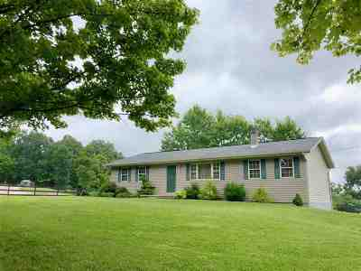 Chesapeake Single Family Home For Sale: 2076 Township Road 156