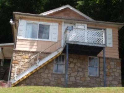 Charleston Single Family Home For Sale: 5804 Kanawha Blvd
