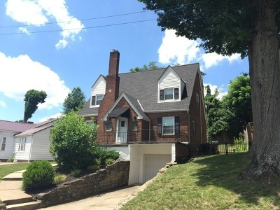 Huntington Single Family Home For Sale: 1880 Wiltshire Blvd