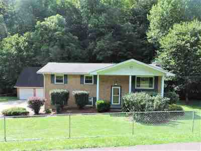 Huntington Single Family Home For Sale: 3479 Woodville Drive