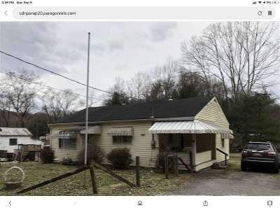 Lawrence County Single Family Home For Sale: 265 Twp Rd 102