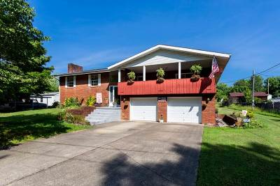 Milton Single Family Home For Sale: 1231 W Mud River Road