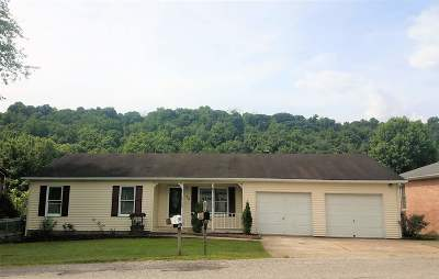 Chesapeake Single Family Home For Sale: 38 Township Rd 1301