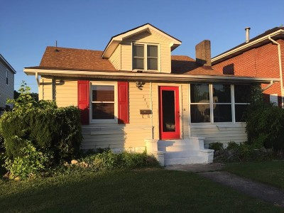 Ironton Single Family Home For Sale: 2439 S 7th Street