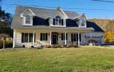 Barboursville Single Family Home For Sale: 19 Deer Run Road