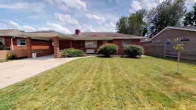 Chesapeake Single Family Home For Sale: 114 Township Road 1097