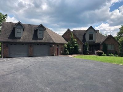 Milton Single Family Home For Sale: 866 Fudges Creek Road