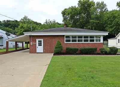 Barboursville Single Family Home For Sale: 1237 Blake St