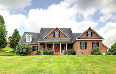Barboursville Single Family Home For Sale: 1 Ridgeview Drive