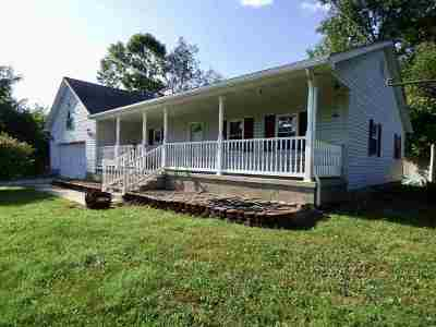 Ironton Single Family Home For Sale: 5801 State Route 141