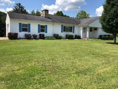 Milton Single Family Home For Sale: 2513 Kirby Road