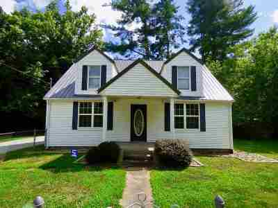 Ironton Single Family Home For Sale: 4226 State Route 243